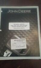 John Deere 8120 through 8520 tractors Technical Manual Tm-1980
