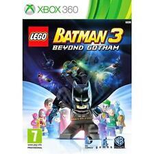 Pal version Microsoft Xbox 360 Lego Batman 3