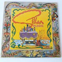 Gillan - Magic - Vinyl LP 1st Press 1982 EX+/EX+