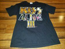 Vintage large winterland 1993 KISS Alive III Tour Concert T-Shirt