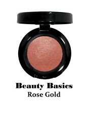 Baked Blush ~Rose Gold~  New Silky Smooth Cheek Blush,  highly-pigmented face