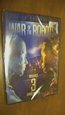 War of the Robots Sci-Fi Collection + 3 Movies NEW DVD ONLY ONE I SEE ON EBAY