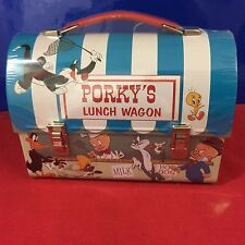 Hallmark School Days Lunchboxes Porky's Lunch Wagon 1999 New in Wrapping