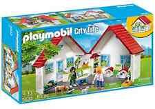 Playmobil 5633 ⭐  Life pet Tierhandlung Gebäude mit Figuren 85 Teile NeuOVP ⭐