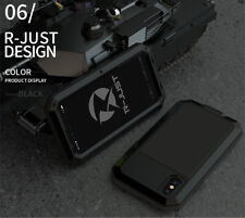 Shockproof Waterproof Aluminum Metal Armor Cover Case For Apple iPhone&Samsung