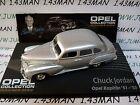 OPE134 1/43 IXO designer serie OPEL collection : KAPITAN 51/53 Chuck JORDAN