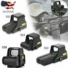 Red Green Dot Holographic Sight 551/552/553/558 Tactical Airsoft Scope Sight