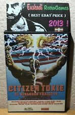 CITIZEN TOXIE ( El Vengador Toxico IV ) - DVD - PAL 2 // 2000