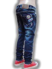 Restposten~H 1372~Chilong~Jungen Jeans Kinder Hose~Gr. 4=104~Jeans-Fashion69~Neu