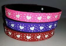 Beastie Band Cat Collars - =^.^= - Purrfectly Comfy - Hearts
