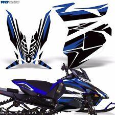 Decal Wrap Graphic Kit Yamaha SR Viper RTX STX MTX Part Sled Snowmobile 14-16 RB