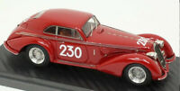 Kit 1:43 Alfa Romeo 8c 2900 B Berlinetta Touring Winner Mille Miglia 1947