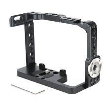 NICEYRIG Camera Cage for Sony A9II A9 A7III A7RIII A7RII A7SII with ARRI Rosette