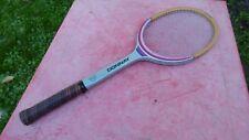 raquette de tennis Donnay Tiffany en bois vintage wooden racquet