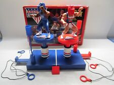 GG164-AMERICAN GLADIATORS-TORNEO CON L'ASTA-1991 MATTEL-MADE IN CHINA-VINTAGE
