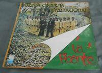 MARIMBA ORQUESTA INTERNACIONAL -LA PICANTE- MEXICAN LP STILL SEALED