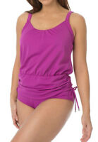 Womans Plus 1X, 14, 1X, 16 & 3X, 22W,  2 piece Tankini style bathing swim suit