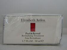 Elizabeth Arden Peel & Reveal Revitalizing Treatment Mask 1.7 fl oz. Dented Box