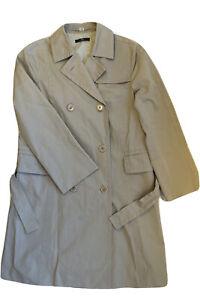 HUGO BOSS Trenchcoat Gr.38 Damen, beige