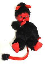 Monchichi Teufel 40 cm Spielzeug Puppe