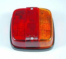 Mini Morris Leyland Moke Brake Indicator Lamp Light Lens (Late) New