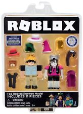 Celebrity Collection Top Roblox Runway Model Action Figure 2-Pack