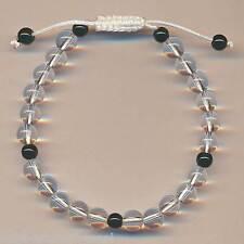 Armband Bergkristall Bracelet Kugelarmband Nepal Bangle Pulsera 90g