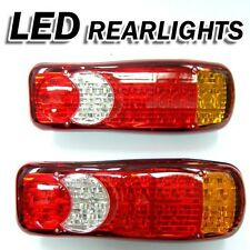 12V Led Rear Lights Caravan Camper Motorhome Pegasus Hobby Fendt Adria Pick Up