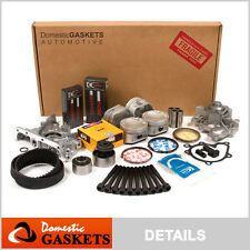 00-03 Mazda 626 Protege 2.0L DOHC Master Overhaul Engine Rebuild Kit FS