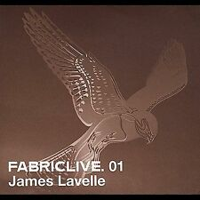 Fabriclive.01 by James Lavelle (CD, Dec-2001, Fabric (Label))