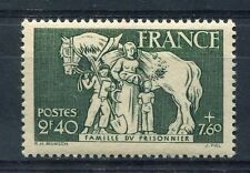 STAMP / TIMBRE FRANCE NEUF N° 586 **  FAMILLE du PRISONNIER, CHEVAL