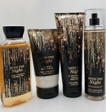 Bath & Body Works Into the Night Collection