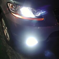 LED Car DRL Driving Light Fog Lamp For MY15-18 MUSTANG VA WRX STI FORESTER P13W