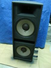 J B L  LINE ARRAY Speaker System   MODEL 4894-A