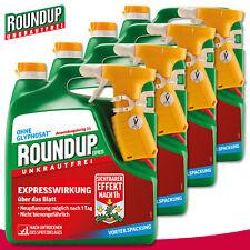 Roundup Exempt de Mauvaises Herbes 4 x 3 L Express Spruehsystem Pack Avantage