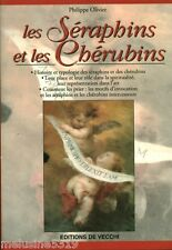 """Livre Religion """" Les Séraphins et les Chérubins - P. Olivier """" ( No 2122 ) Book"""