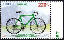 ARMENIA 2020-21 Transport: Bicycle, MNH