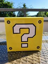 Nintendo Club Super Mario Würfel Limited Charakterfiguren Sammler / OVP / MISB !