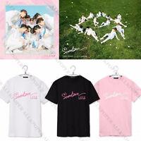 Kpop Seventeen LOVE LETTER Tshirt T-shirt Unisex Tee New HOSHI JUN WONWOO THE8