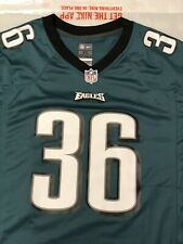 NIKE NFL PHILADELPHIA EAGLES GAME JERSEY Top Jay Ajayi Brand With Tags XL