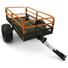 Impact Implements Atv/Utv Heavy Duty Utility Cart Cargo Trailer 1500lb Capacity