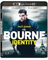 The Bourne Identity (Blu-Ray 4K Ultra HD + Blu-Ray) UNIVERSAL PICTURES