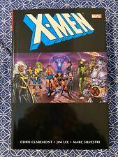 Marvel Omnibus X-Men Chris Claremont, Jim Lee Variant Cover NM Vol 1 RARE!!!