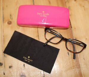 Authentic Ladies Kate Spade Blakely Prescription Reading Glasses with Case