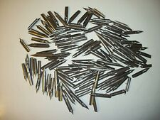 Vintage Large Lot Of Fountain Pen Nibs Old Antique Writing Instruments