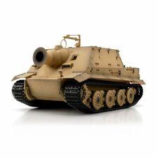 Torro 1/16 German WW2 Sturmtiger RC Tanks 2.4GHz RTR Smoke & Sound,BB & IR Model