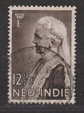 Nederlands Indie Indonesie nr 216 used Koningin Emma 1934 Netherlands Indies