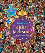 Where's Michael Jackson? (Find Me) Book The Cheap Fast Free Post