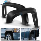 Fits 07-13 Chevy Silverado 1500 Short Bed Oe Factory Style Fender Flares Cover