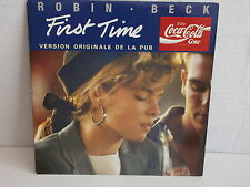 ROBIN BECK First time PUB COCA COLA 870620 7